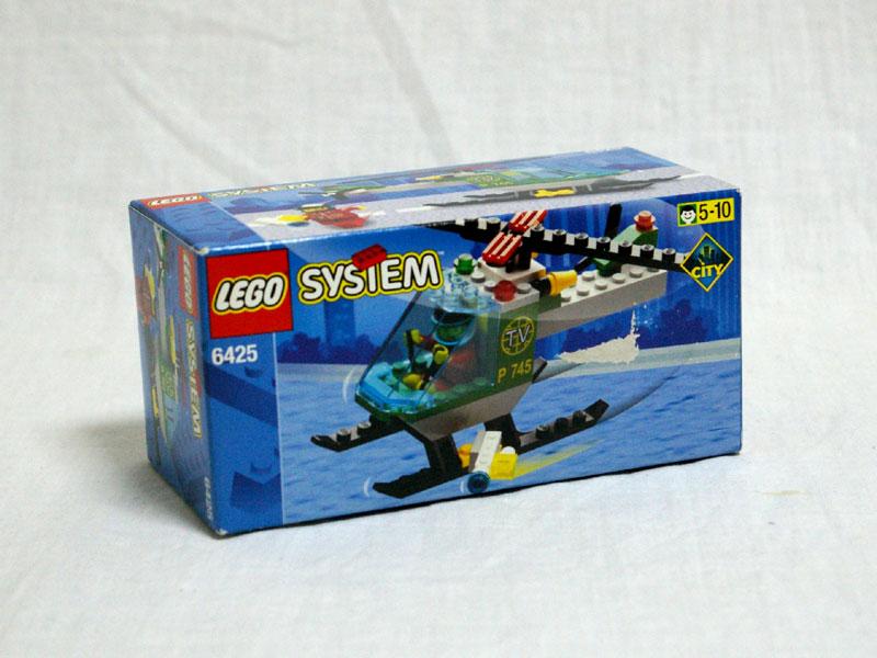#6425 レゴ カメラマンヘリコプター