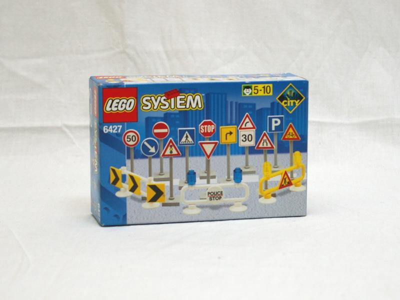 #6427 レゴ 道路標識