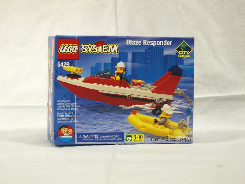 #6429 レゴ 消防船とボート