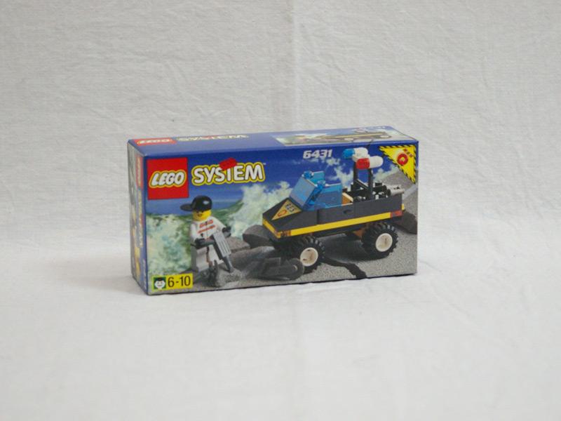 #6431 レゴ レスキュー4WD