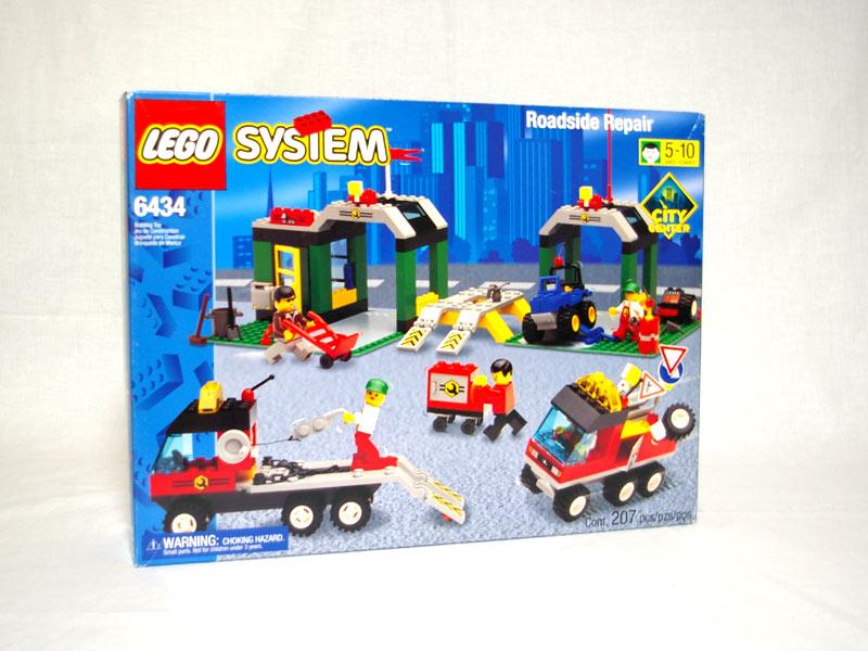 #6434 レゴ オートガレージ