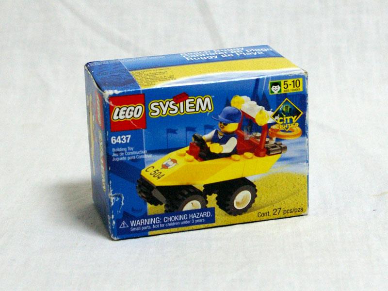 #6437 レゴ ビーチバギー
