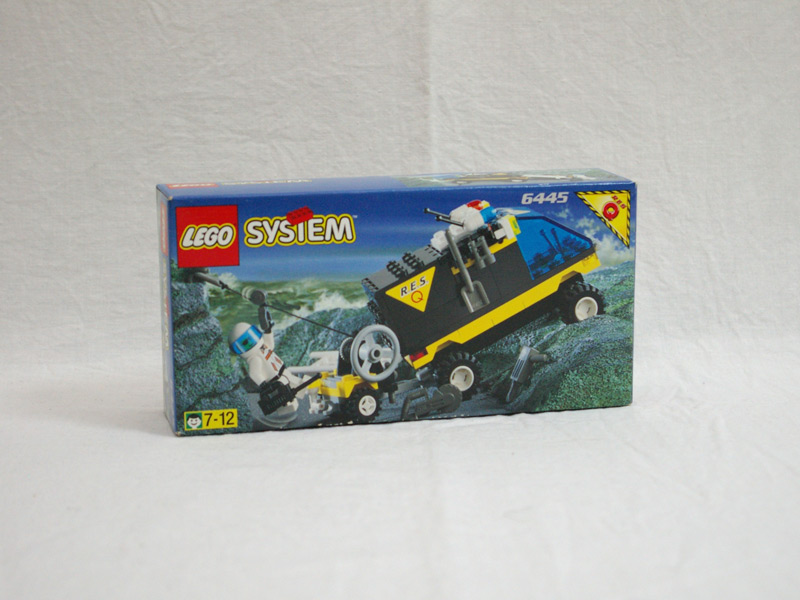 #6445 レゴ レスキューコマンド