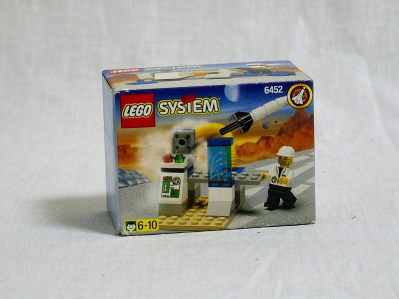 #6452 レゴ テストロケット