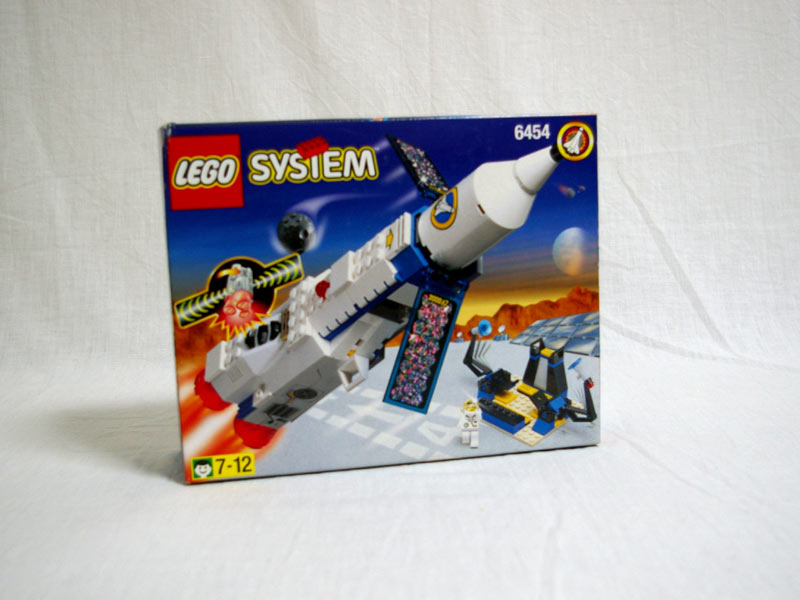 #6454 レゴ ライトアンドサウンドロケット