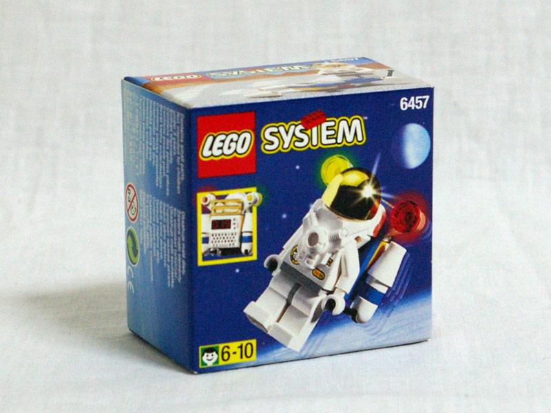 #6457 レゴ 宇宙飛行士