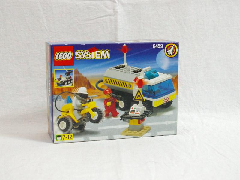 #6459 レゴ タンクローリーセット