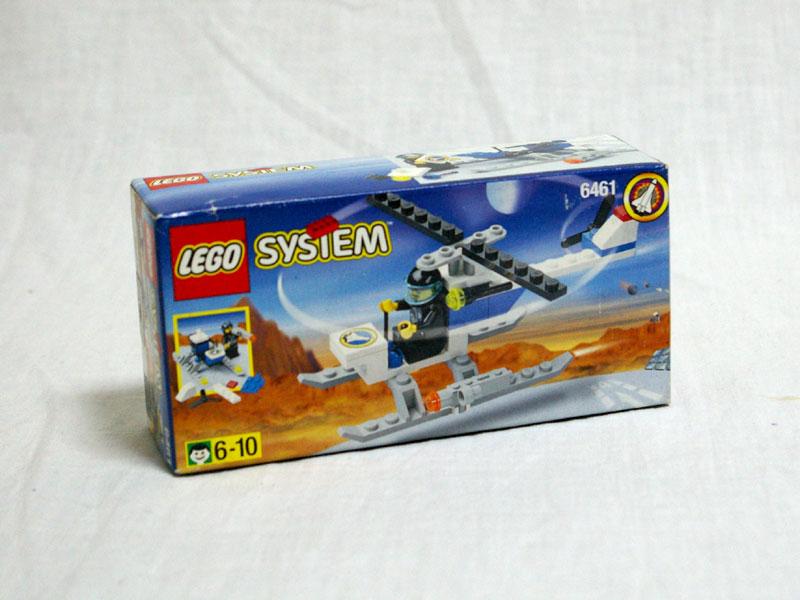 #6461 レゴ 調査ヘリコプター