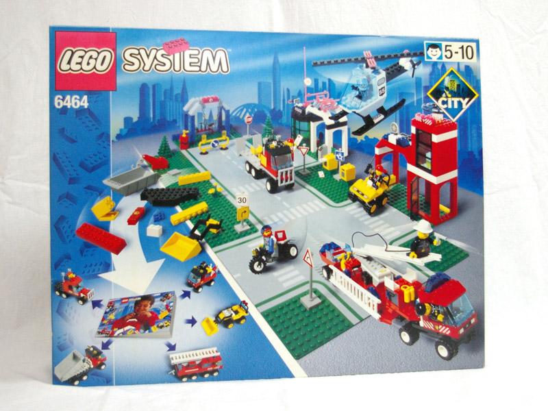 #6464 レゴ ビッグストリート