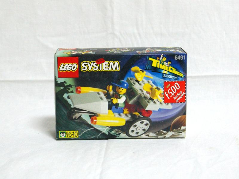 #6491 レゴ ロケットレーサー