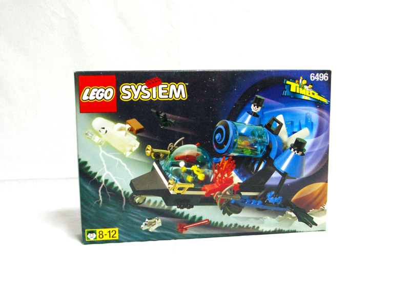 #6496 レゴ クレイジーゴーストカー