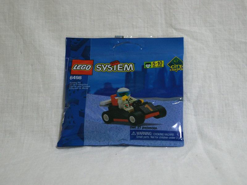 #6498 レゴ ゴーカート