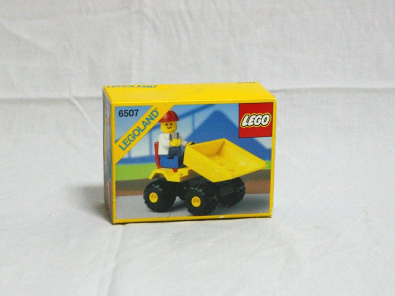 #6507 レゴ ミニダンプカー