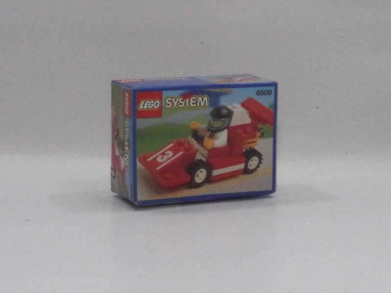 #6509 レゴ F1レッド3号