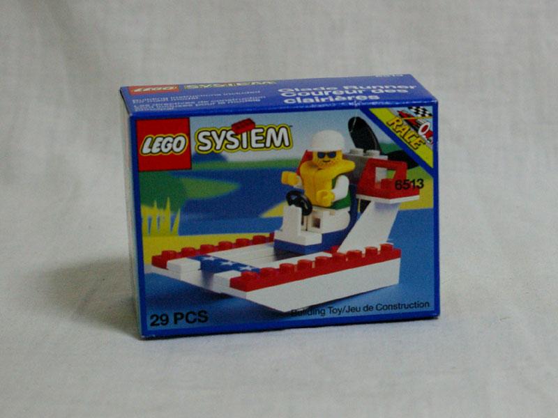 #6513 レゴ アドベンチャーボート