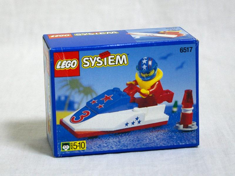 #6517 レゴ ジェットスキー