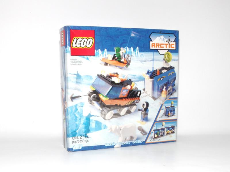 #6520 レゴ モバイルアウトポスト