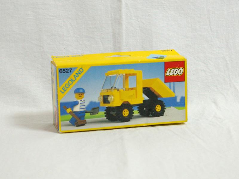 #6527 レゴ 小型ダンプ