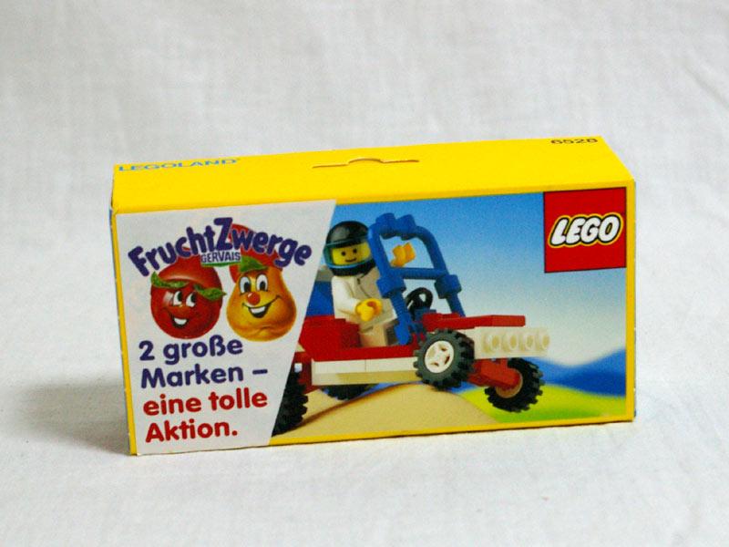 #6528 レゴ サンド・ストームレーサー