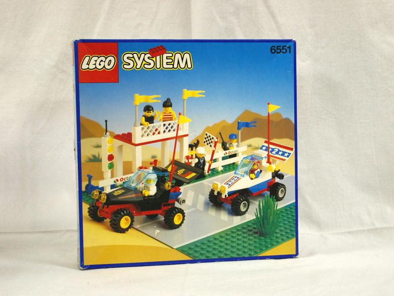 #6551 レゴ オクタンレーススタート