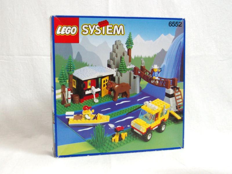 #6552 レゴ マウンテンロッジ