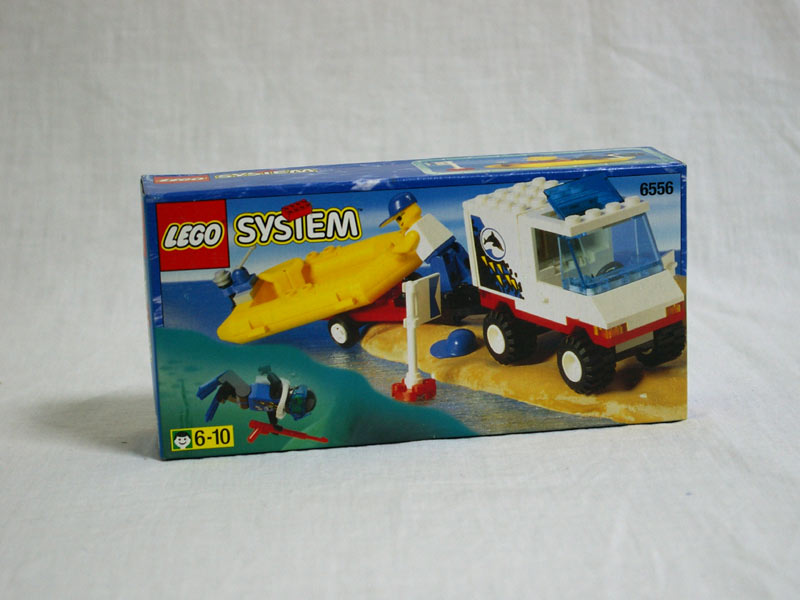 #6556 レゴ ダイバーズバン