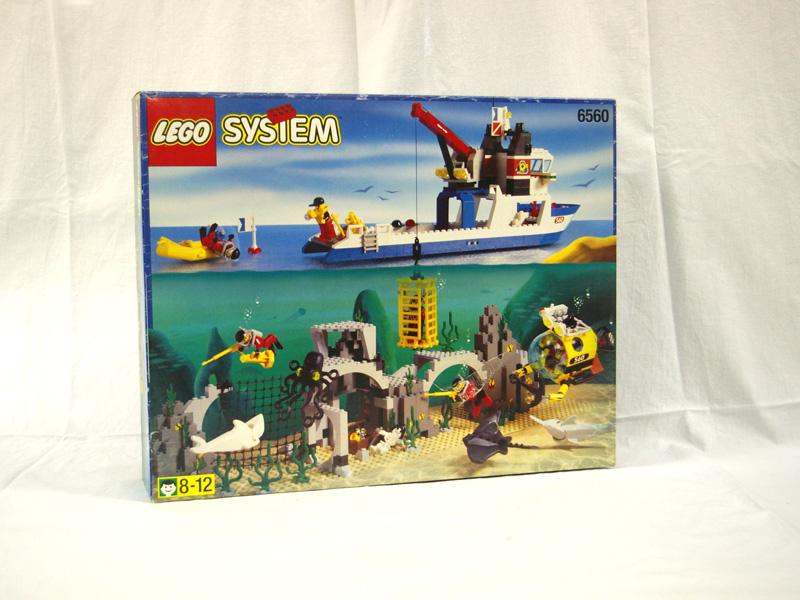 #6560 レゴ ダイビングエクスプローラー