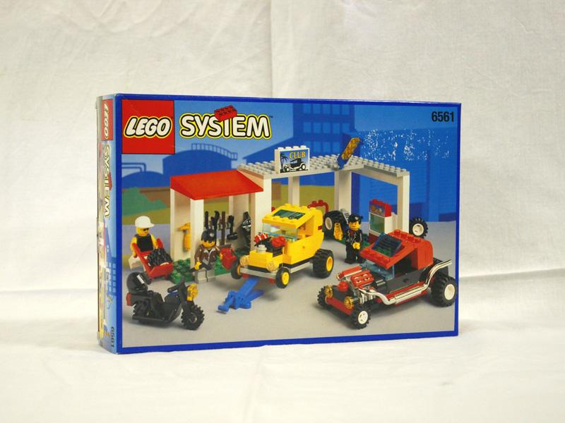#6561 レゴ ホットロッドクラブ