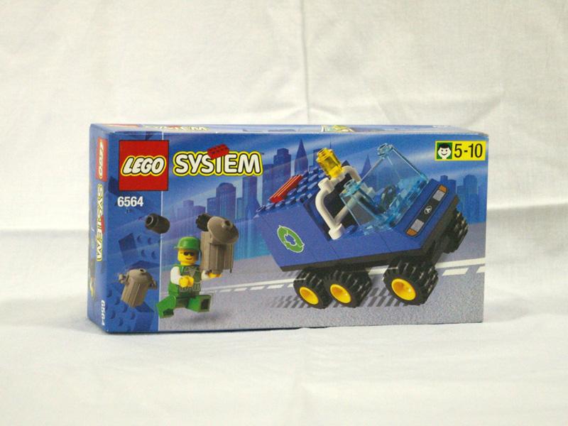 #6564 レゴ リサイクルトラック