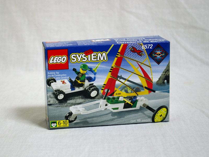 #6572 レゴ ビーチバギー エックス