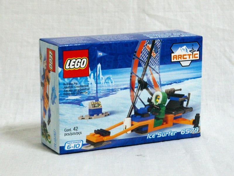 #6579 レゴ ウインドサーフィン