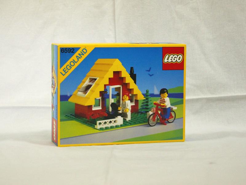 #6592 レゴ 別荘