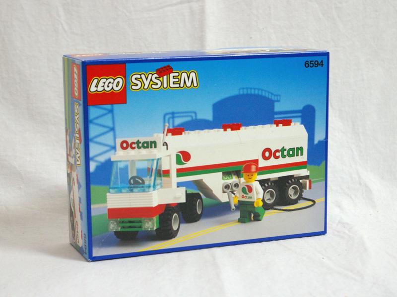 #6594 レゴ タンクローリー