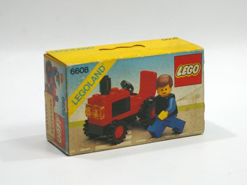 #6608 レゴ トラクター
