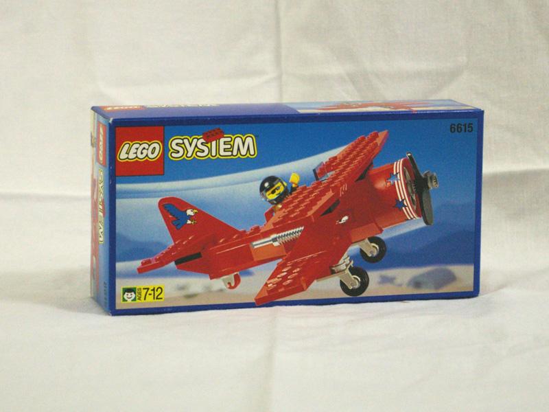#6615 レゴ レッドイーグル