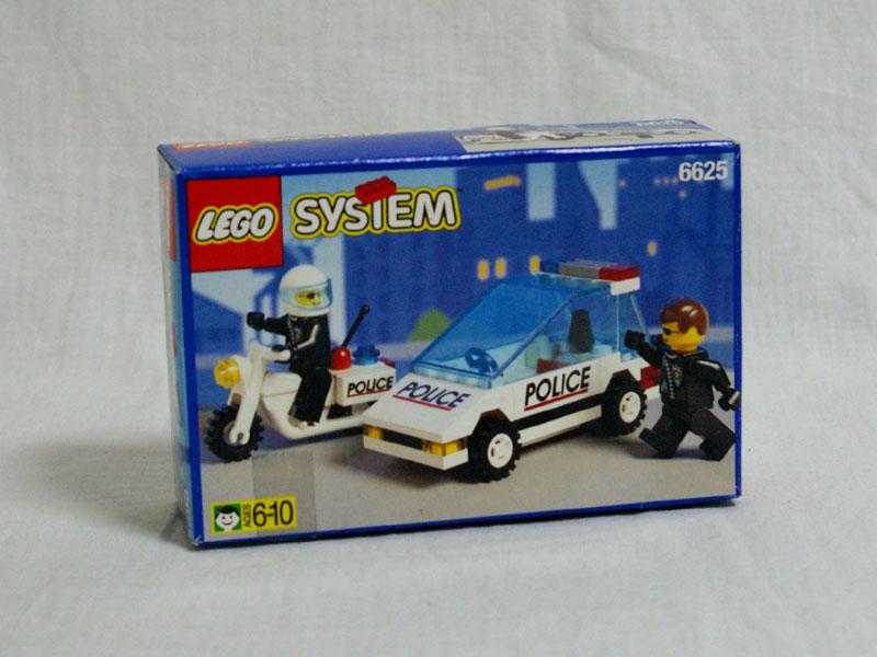#6625 レゴ ハイパーパトロールカー