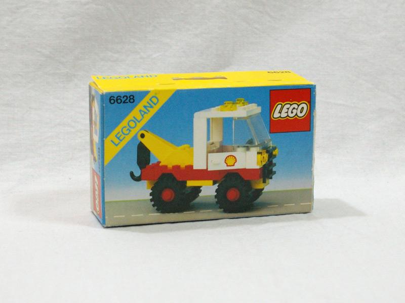 #6628 レゴ レッカー車