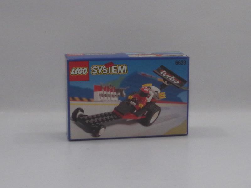#6639 レゴ ドラッグスターターボ