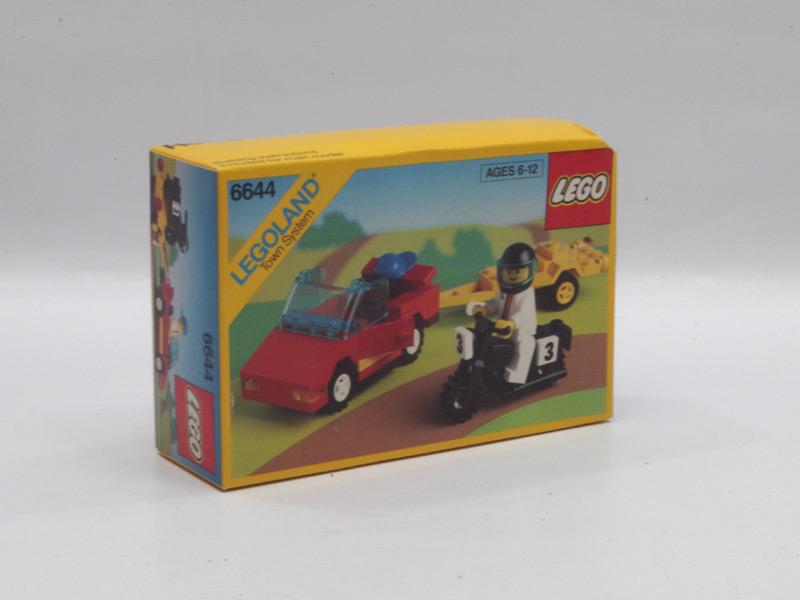 #6644 レゴ バイクキャリアー