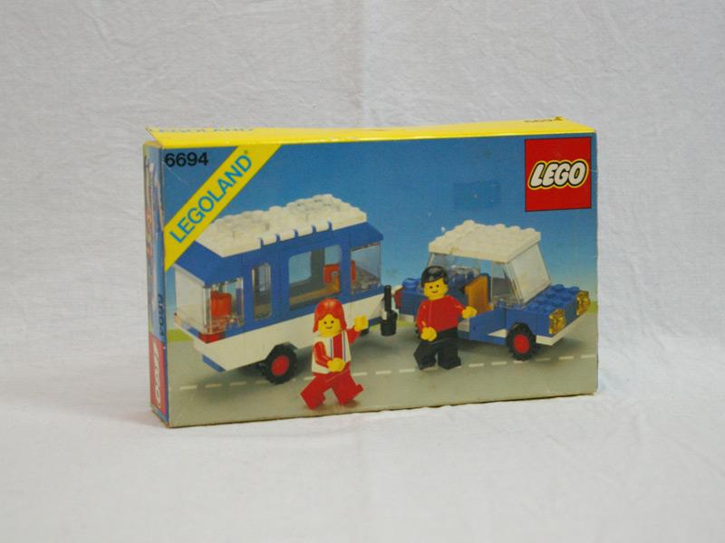 #6694 レゴ キャンピングカー