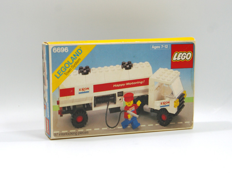 #6696 レゴ エクソンタンカー
