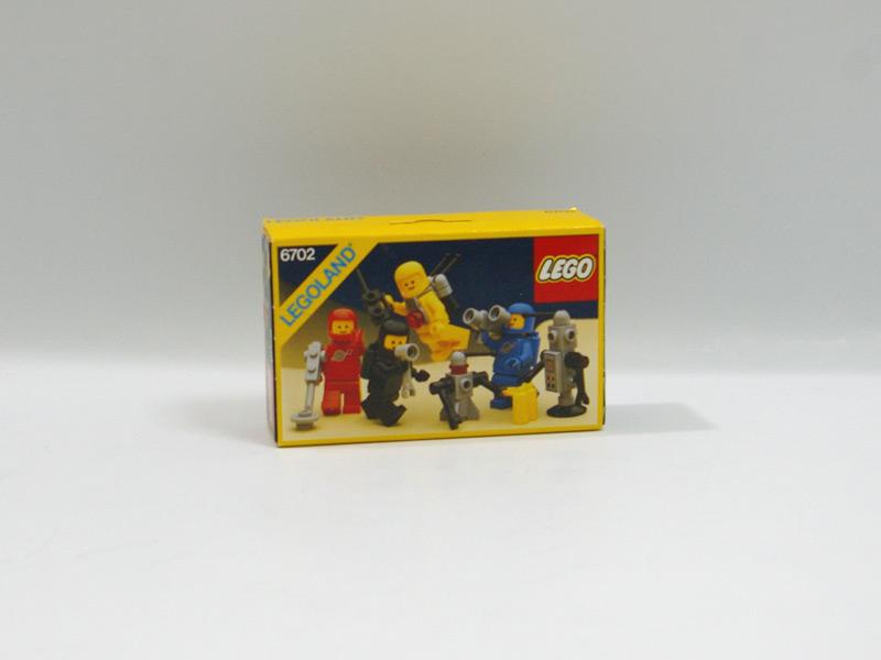 #6702 レゴ ロボットとスペースマンセット