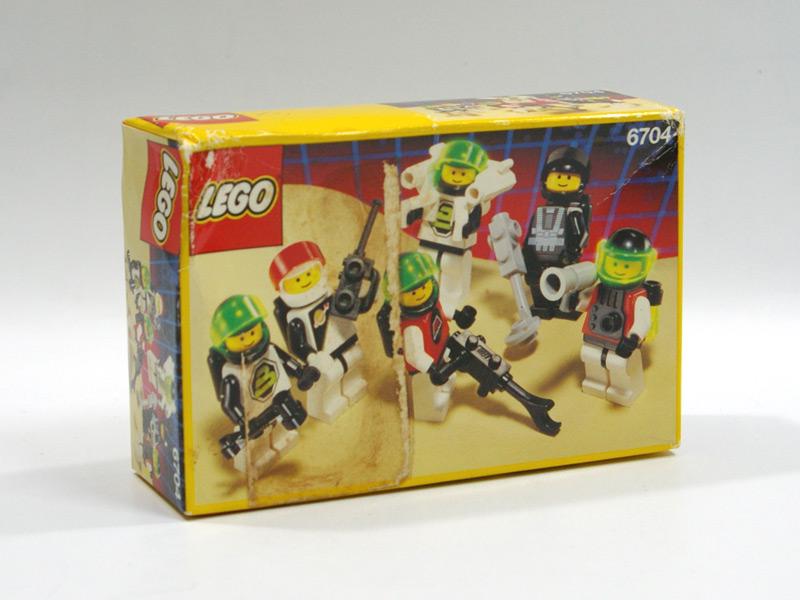 #6704 レゴ 人形セット