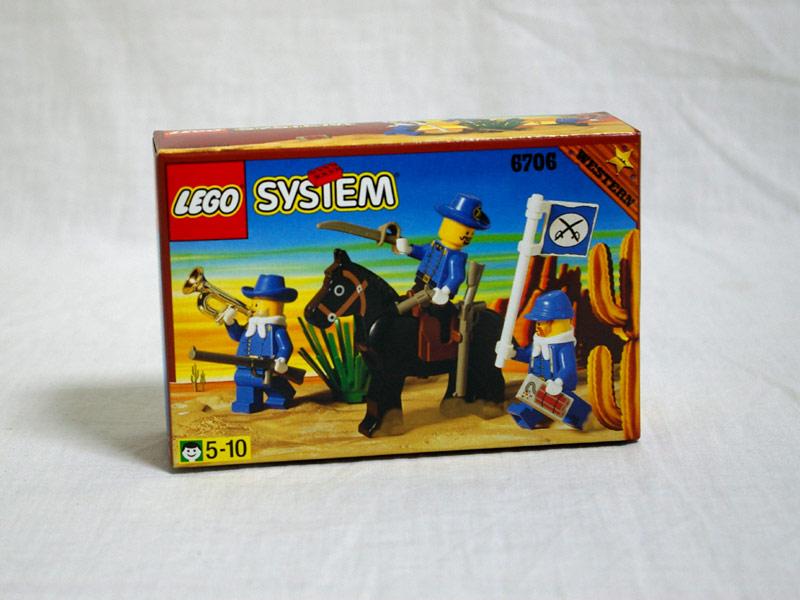 #6706 レゴ フロンティア パトロール
