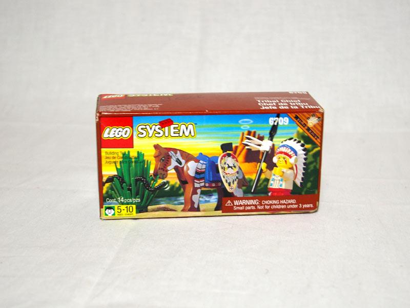 #6709 レゴ インディアンの酋長