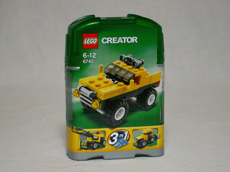 #6742 レゴ ミニオフローダー