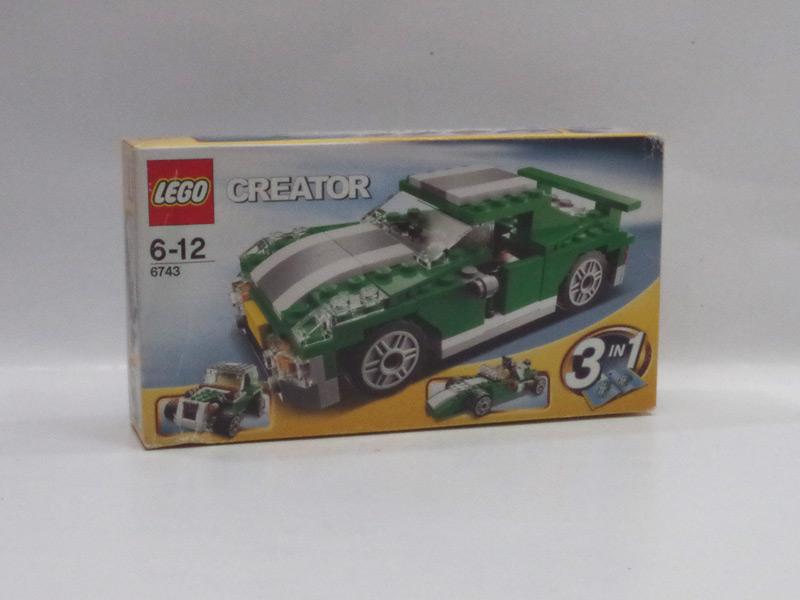 #6743 レゴ ストリートスピーダー
