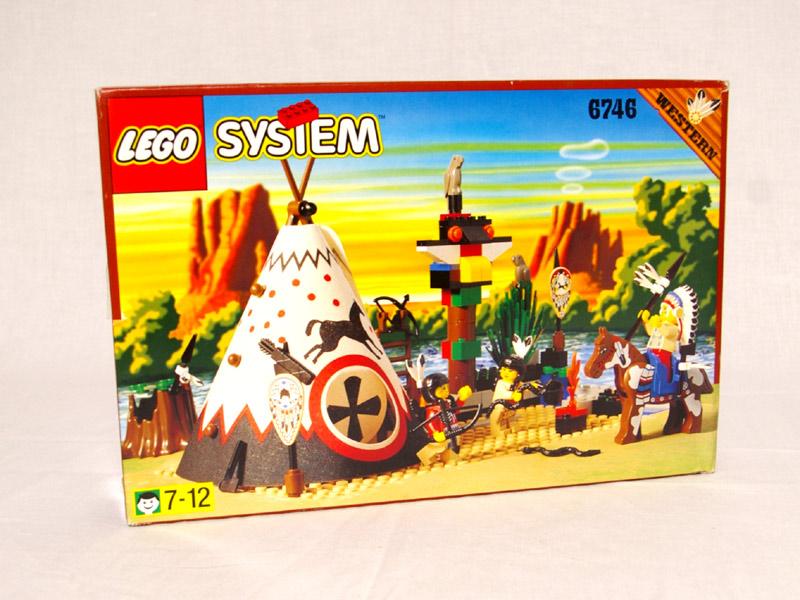 #6746 レゴ イーグルキャンプ