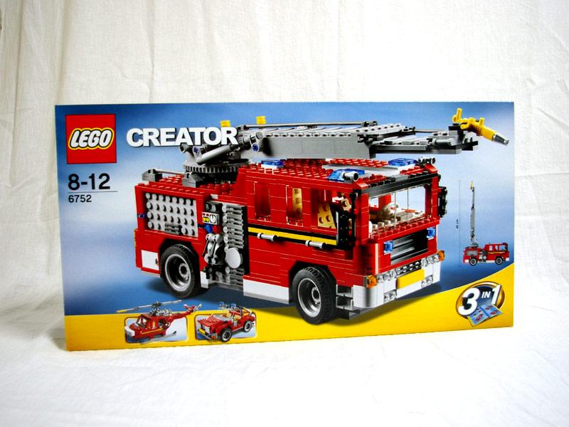 #6752 レゴ 消防車
