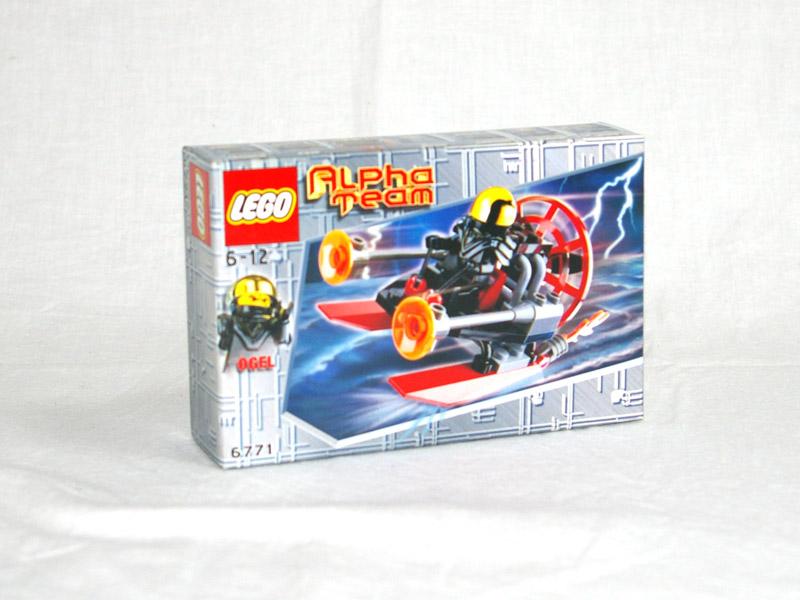 #6771 レゴ オグル・コマンドストライカー